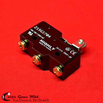 EZGO Golf Cart Limit Switch Micro Switch Accelerator Linkage, Direction Selector