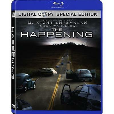 The Happening (Blu-ray Disc, Digital Copy Special Edition)