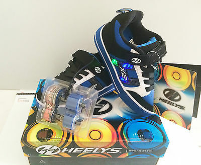 "Heelys Bolt Plus X2 Skate Shoe Little Kid -  ""*** IT LIGHTS UP***"" Fun Begins !!"