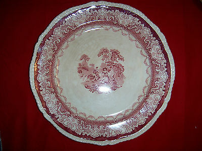 Plate by Wood & Sons England salad