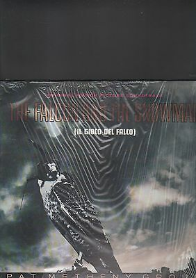 PAT METHENY GROUP - the falcon and the snowman LP