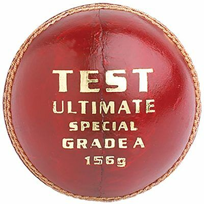 Duncan Fearnley Test Ultimate Special Grade 'a' Adults Cricket Ball - Df074003