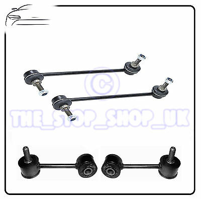 MAZDA MX3 FRONT /& REAR ANTI ROLL BAR DROP LINK RODS