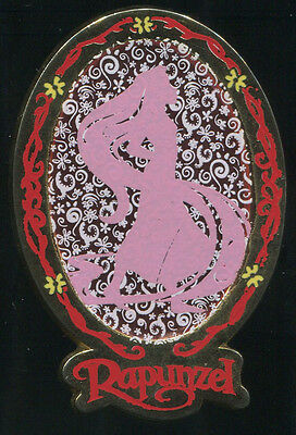 DSF GSF DSSH Tangled Rapunzel Stained Glass LE 300 Disney Pin 80881