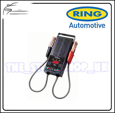 ring 12v 6v analogue battery load tester rba10 eur 30 45 picclick fr. Black Bedroom Furniture Sets. Home Design Ideas