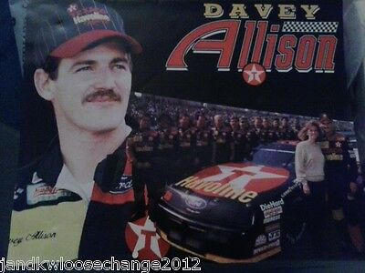 Davey Allison 1993 Calender, Sports Image, date of Creation 1992