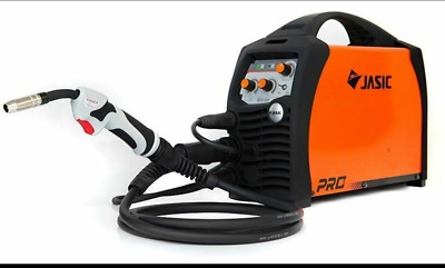 NEW Jasic Pro MIG 160 Multi Process Inverter Welder