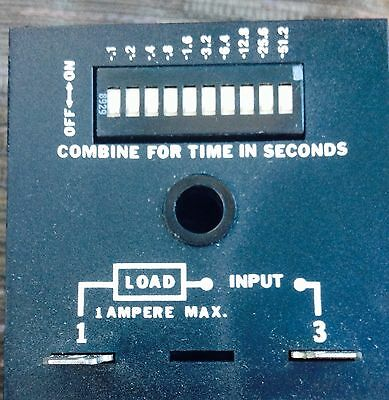 TDUL3000A SSAC Solid State Timer