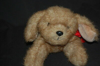 "11"" PLUSH RUSS BERRIE BROWN SOFT FURRY MACHINE WASHABLE STUFFED ANIMAL LOVEY TOY"