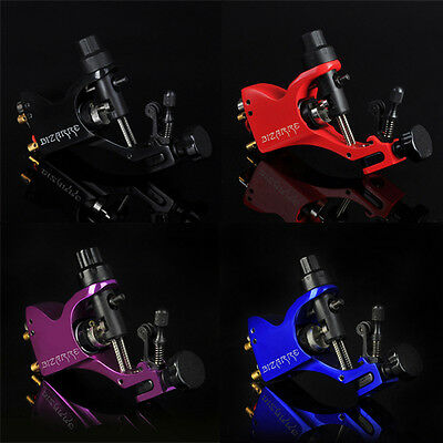 NEW Rotary Motor Tattoo Machine Gun Stigma Bizarre V2+Stroke excenter Allen Key