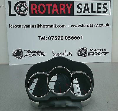 Mazda RX8 Gauges (LC Rotary Sales)