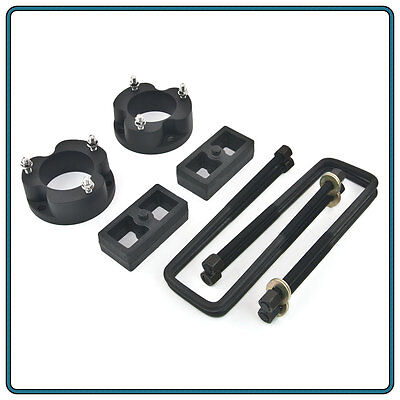 "Steel Front 2"" Lift Kit For Dodge Ram 1500 02-14 2WD + Free Shipping"