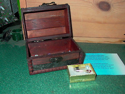 True Wicca Charging/Amplifying Box with 2  Wicca Charm Pendants! Read Ad!