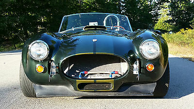 Replica/Kit Makes : Shelby Cobra 427ci Factory Five Replica Roadster 1965 shelby cobra factory five 427 ci track drag or street ready no reserve