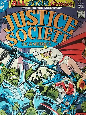 All Star Comics Issue 66 67 Justice Society *FREE US PRIORITY