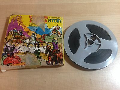 Pelicula West Story super 8 mm Movie film