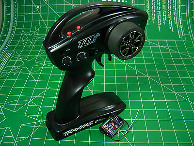 Traxxas TQi Bluetooth 2.4ghz Transmitter with 5ch Receiver NEW