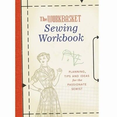 THE WORKBASKET SEWING WORKBOOK by Bethany Anderson : WH2-R1D : PB704 : NEW BOOK