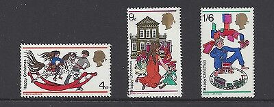 Great Britain 1968 Christmas Set MLH