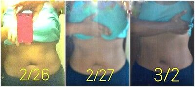 BODY WRAP LIPO APPLICATOR it works for ultimate contouring 4 WRAPS +DEFINING GEL