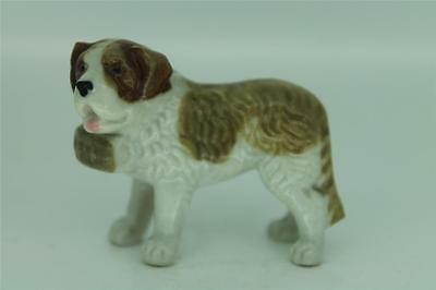 Wade First Whimsie St Bernard Dog Type 2 - Pedigree Dogs 1957 Mint Rrp £30