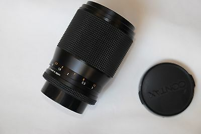Zeiss Sonnar 135mm f2.8 135 mm  Lens Contax/Yashica C/Y Mount. Minty excelent