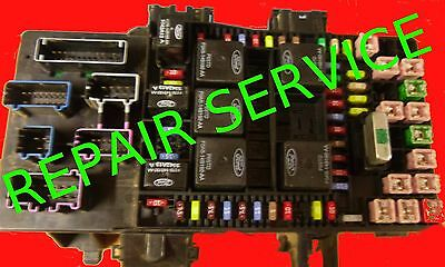 2005 Ford Expedition Fuse Junction Box -Bcm Repair Service