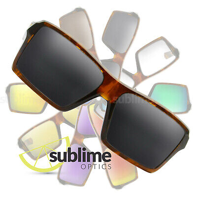 2af9a025ae5 POLARIZED Black Replacement Lenses For Oakley Eyepatch   Eyepatch 2 OO9136