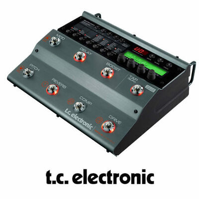 Tc Electronic Nova System Guitar Multi Effect Pedal Floor Board System