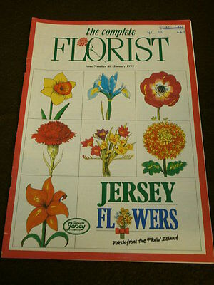 The Complete Florist #48 - Jan 1992 - Valentines Day