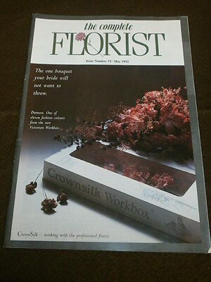The Complete Florist #52 - May 1992 - Tools Of The Trade
