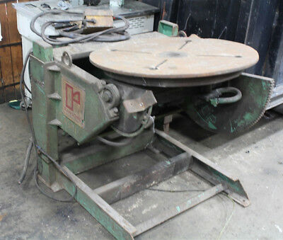 Ransome Welding Positioner 1,000 Lbs. #6075
