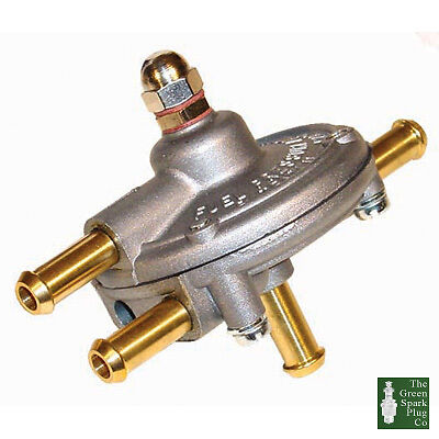1x Malpassi Turbo Fuel Pressure Regulator (FPR009)