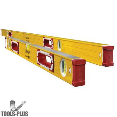"Stabila 37532 78"" + 32"" Type 196 Series Jamber Set 78"" + 32"" Levels New"