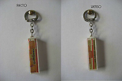 Porte Cle Ancien :  Gringoire Cantagril Biscuits / Vintage French Keychains  Pc1