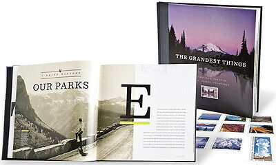 USPS New Discounted The Grandest Things: Our National Parks Book