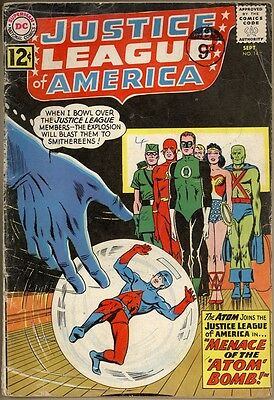 Justice League Of America #14 - G-