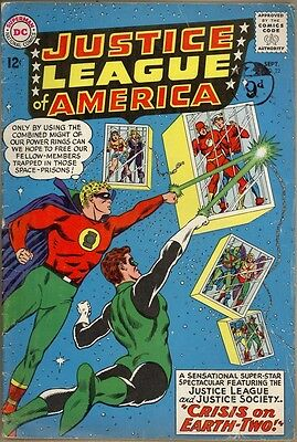 Justice League Of America #22 - G/VG