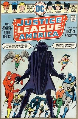 Justice League Of America #123 - VF-
