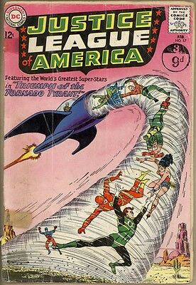 Justice League Of America #17 - PR