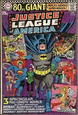 Justice League Of America #48 - FN-