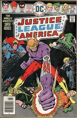 Justice League Of America #130 - VF-