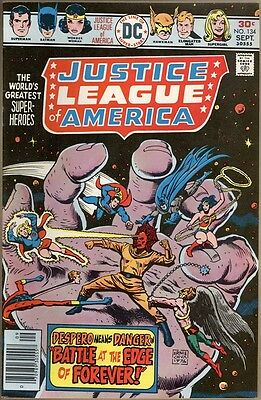 Justice League Of America #134 - VF+