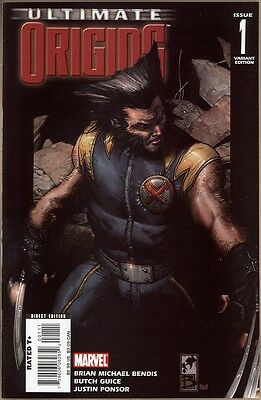 Ultimate Origins #1 - NM- - Bianchi Cover