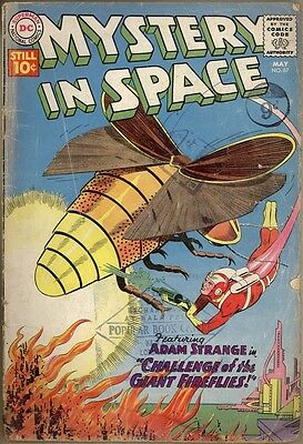 Mystery In Space #67 - FR/GD