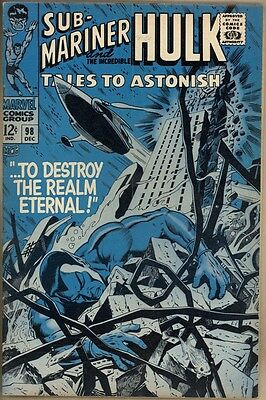 Tales To Astonish #98 - VG+