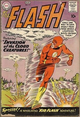 Flash #111 - G+ - 2nd Kid Flash