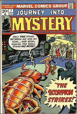 Journey Into Mystery (Vol. 2) #7 - FN/VF