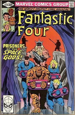 Fantastic Four #224 - VF/NM