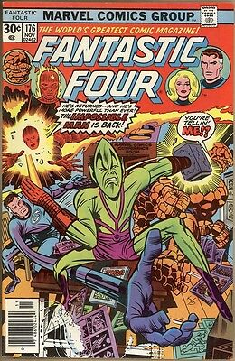 Fantastic Four #176 - VF/NM